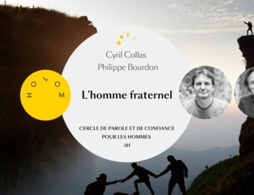 Création d'un cercle de parole d'homme à Bordeaux